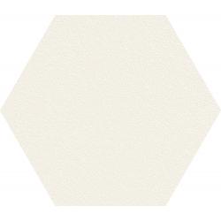 Satini white hex 12,5 x 11,0  sienų plytelė
