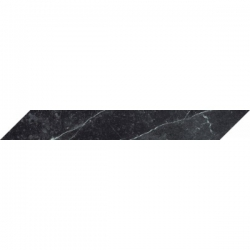 BARRO NERO STRIP LEFT MATT 7,2x59,8  kairinė plytelė