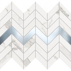 Vienna white 29,8x24,6  mozaika