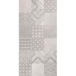 Harmony Grys Patchwork 30x60  sienų plytelė