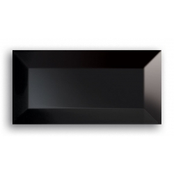 Piccadilly Black 4 29,8x14,8  sienų plytelė