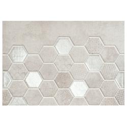 Magnetia hexa B 36,0 x 25,0  dekoratyvinė plytelė