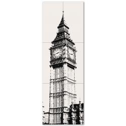 Big Ben 1 59,8x179,8  dekoratyvinė plytelė