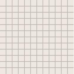 White A 29,8x29,8  mozaika