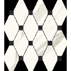 CALACATTA  MOSAIC MIX POL 17,1x19,8  mozaika