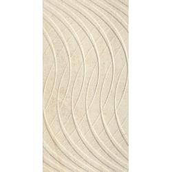 Sunlight Sand Dark Crema B Struktura 30x60  sienų plytelė