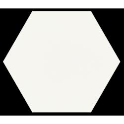 Shiny Lines Bianco Heksagon Gres Mat 19.8x17.1 universali plytelė