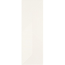 Woodskin Bianco Ściana B Struktura 29.8 x 89.8  sienų plytelė