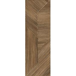 Woodskin Brown B Struktura 29.8 x 89.8  sienų plytelė