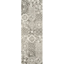 Pure City Grys Dekor 29.8 x 89.8 dekoratyvinė plytelė