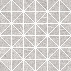 GREY BLANKET TRIANGLE MOSAIC MICRO 29x29 mozaika