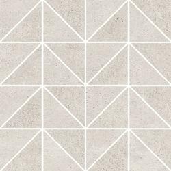KEEP CALM GREY TRIANGLE MOSAIC MATT 29x29 mozaika