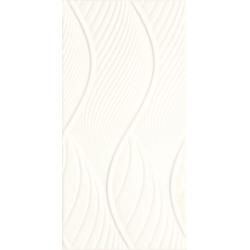 Fiori Bianco Ściana Struktura 30x60  sienų plytelė