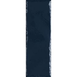 Porcelano Blue Ściana Ondulato 9,8x29,8  sienų plytelė