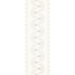 Caya Bianco Inserto B 25x75  dekoratyvinė plytelė