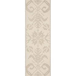Caya Beige Inserto A 25x75  dekoratyvinė plytelė