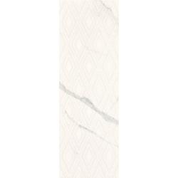 Livia Bianco Inserto 25x75  dekoratyvinė plytelė