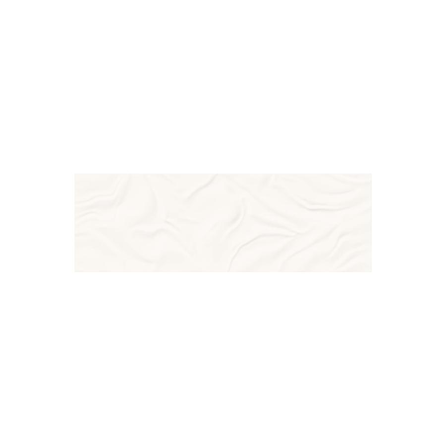 Frozen Lake White Structure Satin 39,8x119,8  sienų plytelė
