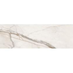 Cosima White Satin 39,8 x 119,8  sienų plytelė