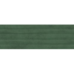 Green Show Structure Satin 39,8 x 119,8  sienų plytelė