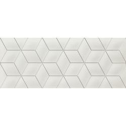 Perla white STR 29,8x74,8  dekoratyvinė plytelė