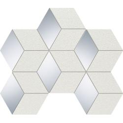 Perla white 28,9x22,1  mozaika