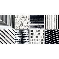Colori patchwork 2 29,8x59,8  dekoratyvinė plytelė