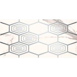 Nella white 22,3x44,8  dekoratyvinė plytelė