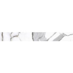 Calacatta white satyna 8X59,7 cokolinė plytelė