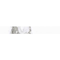 Calacatta white poler 8X59,7  cokolinė plytelė