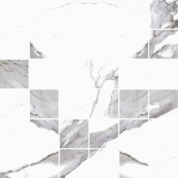 Calacatta white 29,7X29,7  mozaika