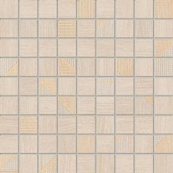Woodbrille beige 30,0x30,0  mozaika