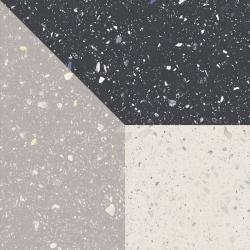 Moondust Colour Mix Dekor Gres Szkl. Mat. 19.8 x 19.8 universali plytelė