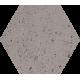 Industrialdust Light Grys Gres Szkl. Mat. 17.1 x 19.8  universali plytelė