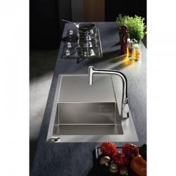 Virtuvinės plautuvės ir maišytuvo komplektas Hansgrohe  43208800