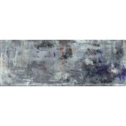 Grunge blue A 32,8x89,8 dekoratyvinė plytelė