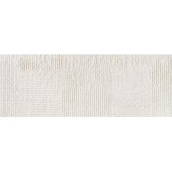 Grunge White STR 32,8x89,8 sienų plytelė