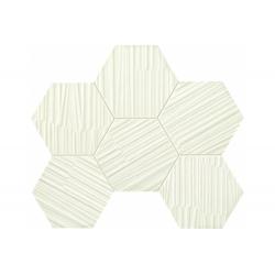 Mareda White 28,9x22,1  mozaikinė plytelė