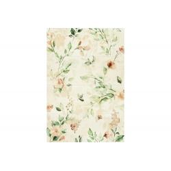 Pravia Flower 132x89,8 dekoratyvinė plytelė (iš 4 dalių)