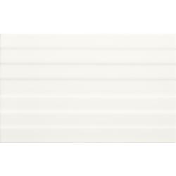 PS201 white structure 25x40 sienų plytelė