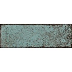 Curio green mix C STR 23,7x7,8  sienų plytelė