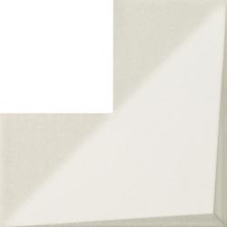 Coma white STR 20x20  sienų plytelė