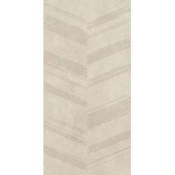 Silkdust Light Beige Gres Szkl. Rekt. Mat. Dekor 59.8 x 119.8 universali plytelė