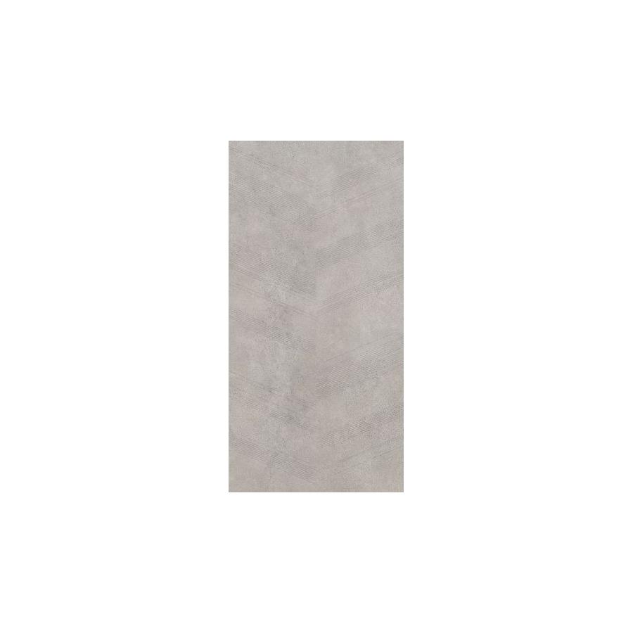 Silkdust Light Grys Gres Szkl. Rekt. Mat. Dekor 59.8 x 119.8 universali plytelė