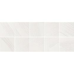 Brass white MIX 14,8x14,8  dekoratyvinė plytelė