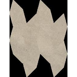 Smoothstone Bianco Mozaika Cięta Satyna 22.3 x 29.8
