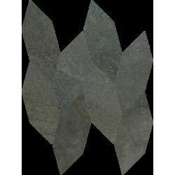 Smoothstone Umbra Mozaika Cięta Satyna 22.3 x 29.8
