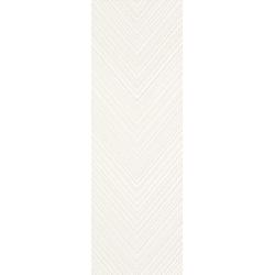 Classy Chic Bianco Ściana B Struktura Rekt.29.8 x 89.8  sienų plytelė