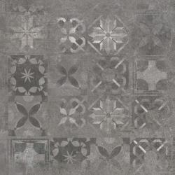 Softcement graphite patchwork 59,7X59,7 universali plytelė
