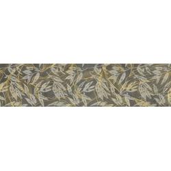 Softcement graphite flower 29,7X119,7 universali plytelė